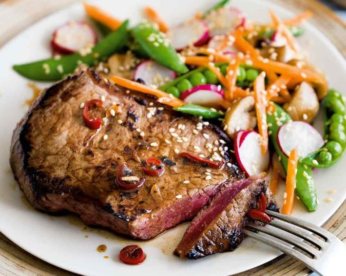 روش های پخت گوشت گوساله و نکات آن