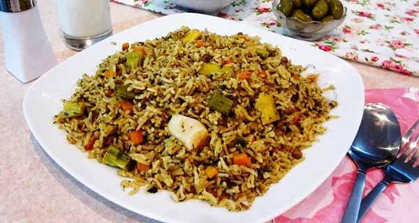 طرز تهیه دمپخت شیرازی