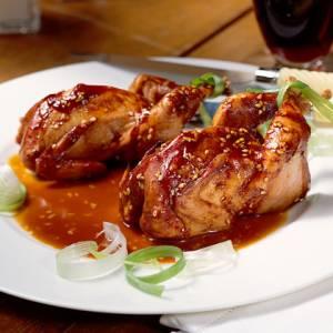 طرز تهیه خوراک گوشت بلدرچین