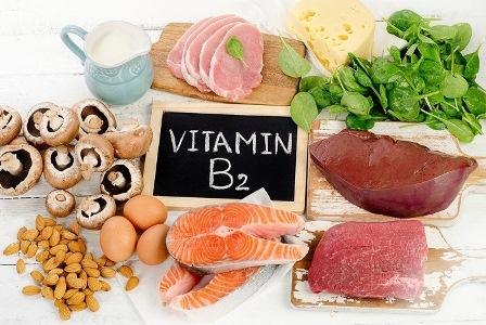 از عوارض کمبود ویتامین B2 چه می دانید؟
