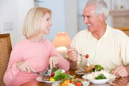اهمیت مصرف پروتئین برای سالمندان
