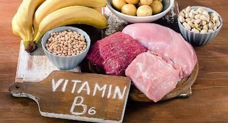 علائم کمبود ویتامین b6 و بهترین منابع تامین آن