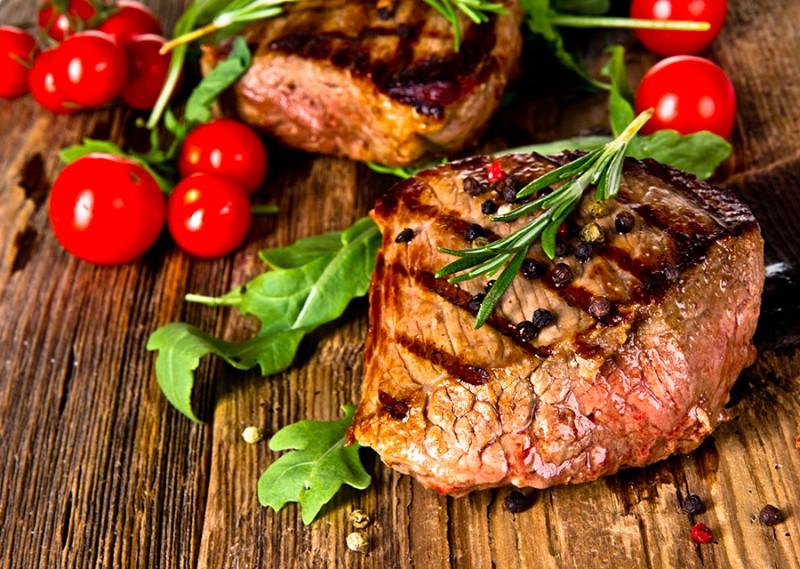عضله سازی و افزایش انرژی با مصرف پروتئین های گوشتی