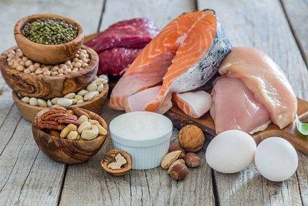 نیاز روزانه بدن به پروتئین برای عملکرد بهتر