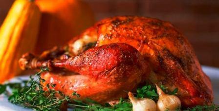 افزایش متابولیسم بدن با مصرف گوشت بوقلمون