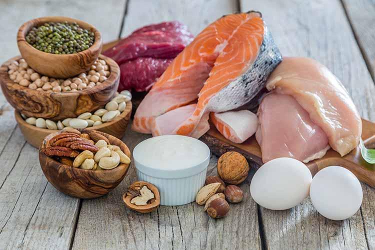 با مصرف پروتئین به جنگ بیماری کبد چرب بروید