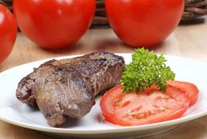 گوشت شتر مرغ از منظر طب سنتی دیر هضم اما ضد نفخ