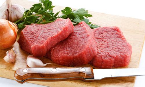 مقدار و اندازه گوشت مصرفی برای هر فرد چه میزان است؟