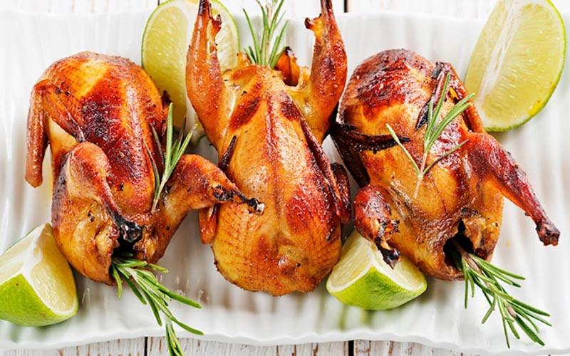 مقایسه ارزش تغذیه ای گوشت پرندگان