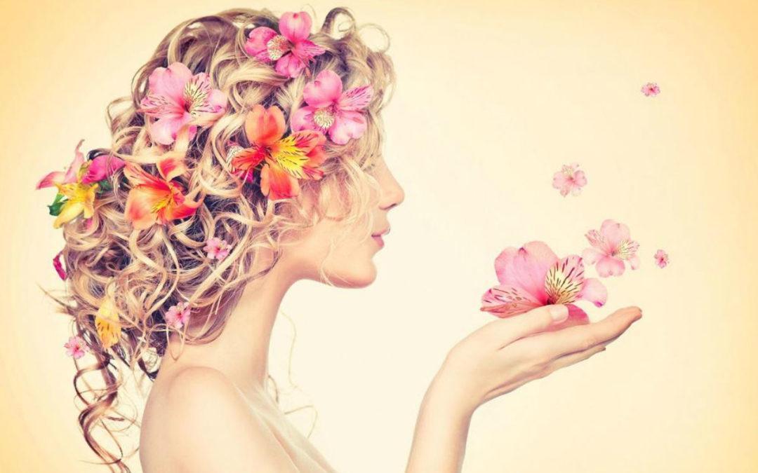 مزایای شگفت انگیز استفاده از گل و گیاه برای پوست و مو!