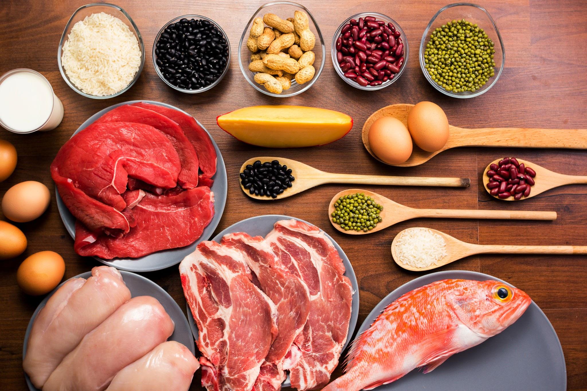 علائمی که نشان می دهند شما پروتئین کافی دریافت نمی کنید