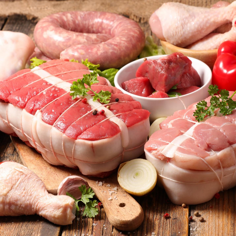 گوشت های بدون چربی امن ترین منبع پروتئین!