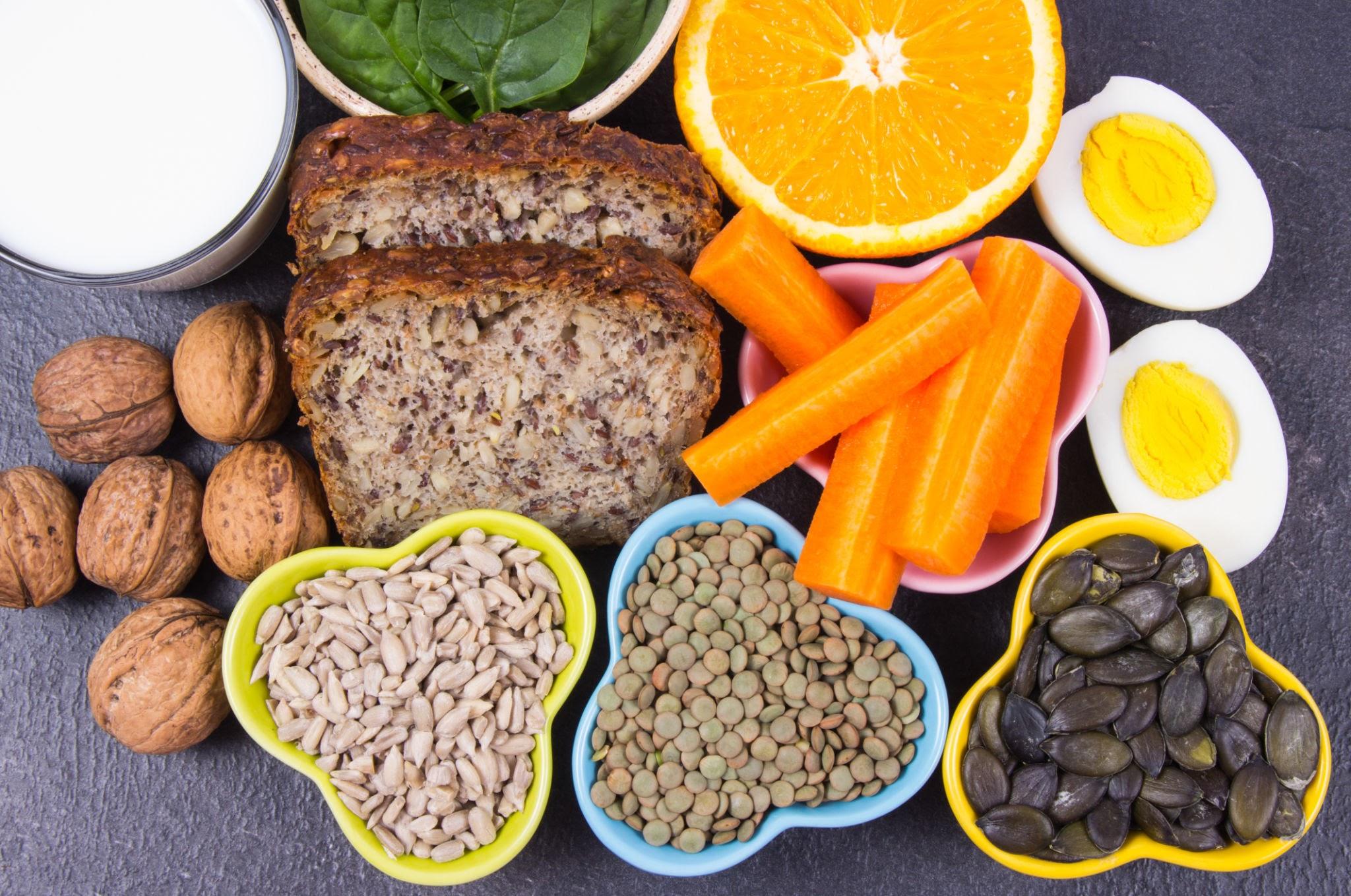 با مواد عذایی تامین کننده ویتامین بدن بچه ها آشنا شوید