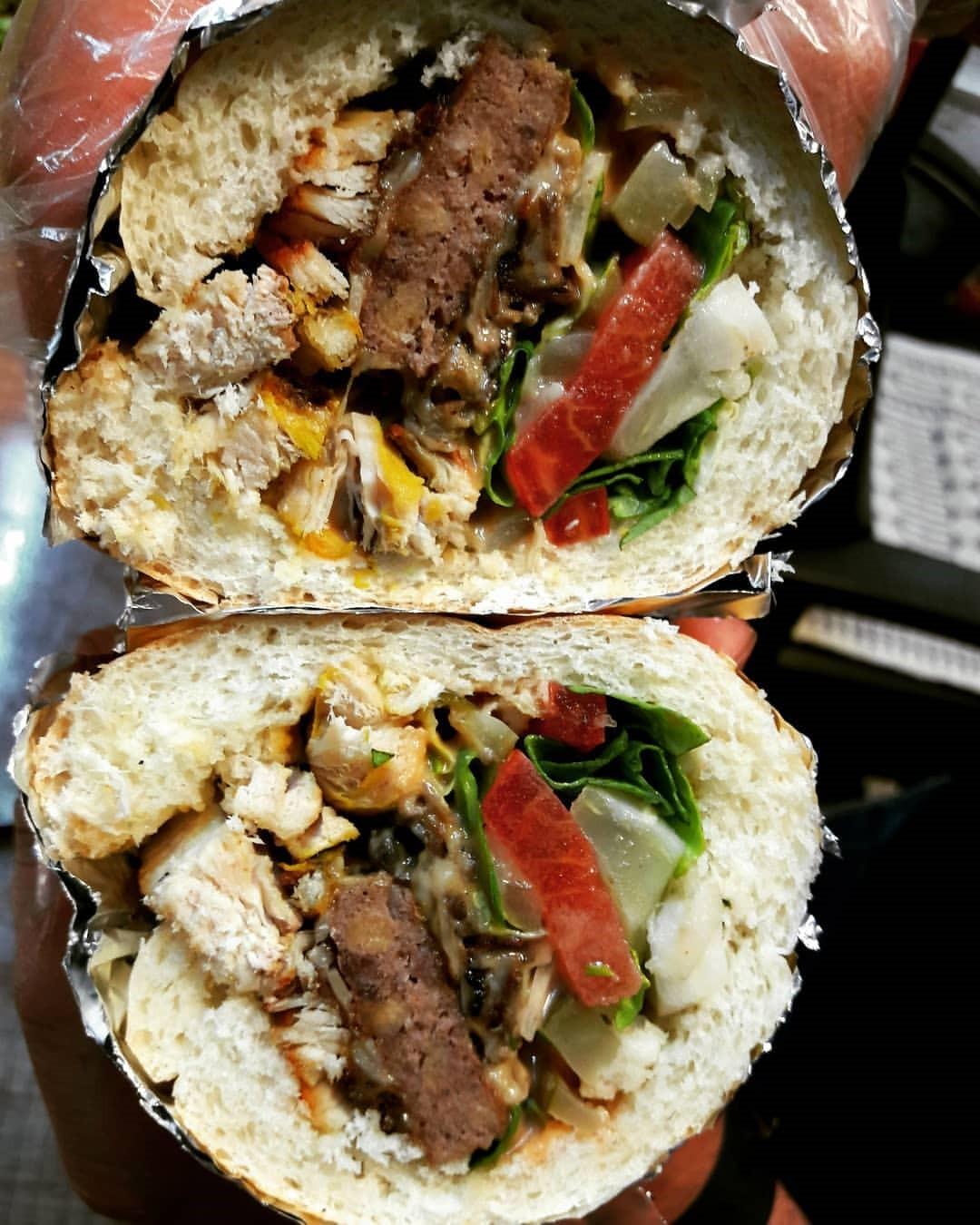 ساندویچ مرغ 65315